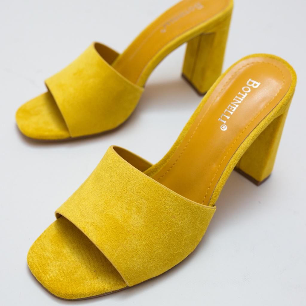 Sandale Guste Galbene