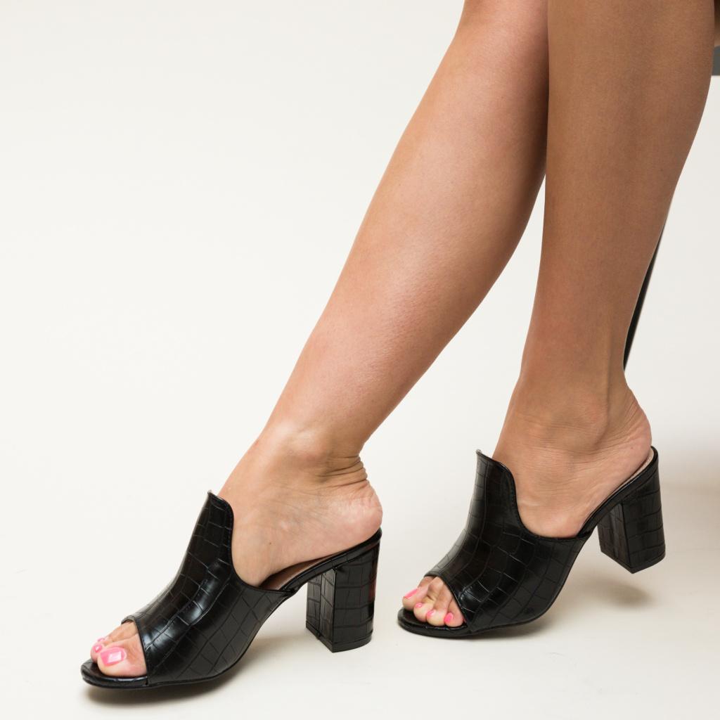 Sandale Trinity Negre